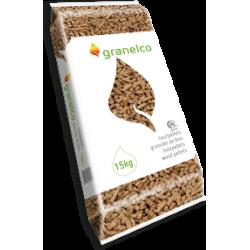 pellet Granelco en sac de 15 kg